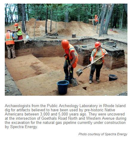 SI Native American Artifacts