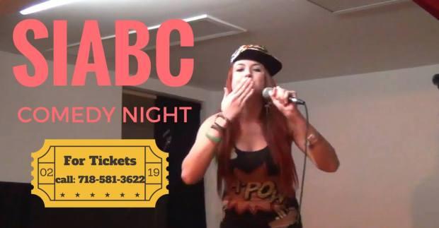 Comedy-Night-Flyer